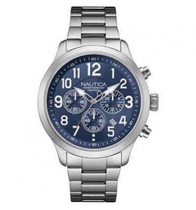 Orologio Cronografo Multifunzione con Datario Uomo NCC 01