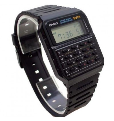 Orologio Digitale Con Calcolatrice Uomo