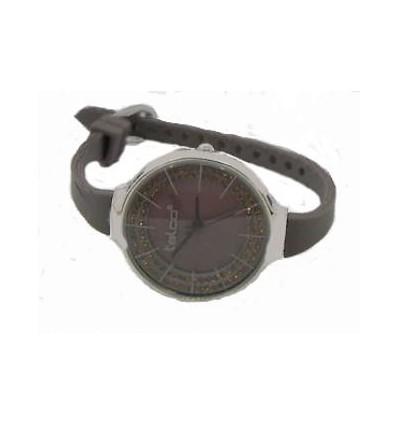 Orologio Solo Tempo Donna Marrone