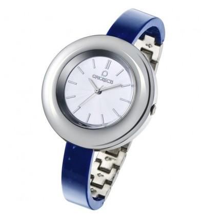 Orologio Solo Tempo Donna Lux Marble Blue