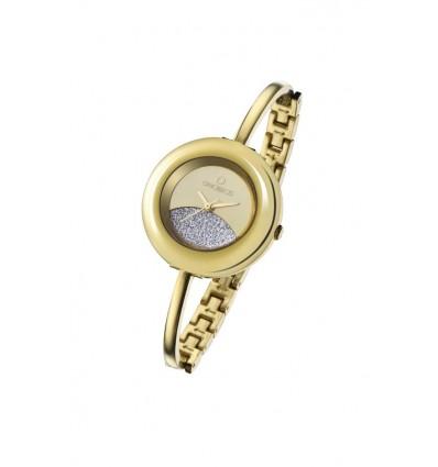 Orologio Solo Tempo Donna Glitter