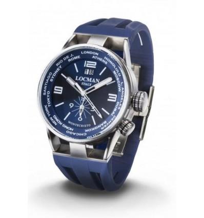 Orologio GMT Locman Uomo