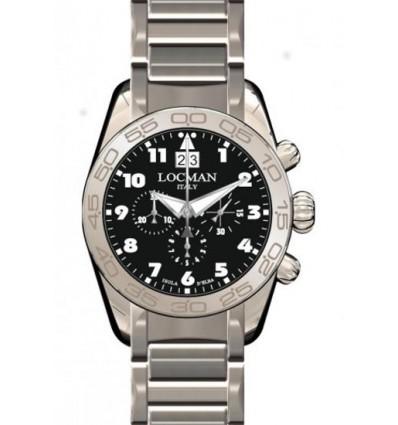 Orologio Cronografo Locman Uomo
