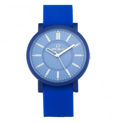 Orologio Solo Tempo Unisex Posh Blu