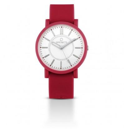 Orologio Solo Tempo Posh Rosso