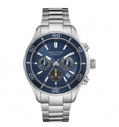 Orologio Uomo Cronografo Nautica