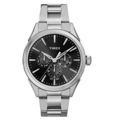 Orologio Uomo In Acciaio Timex