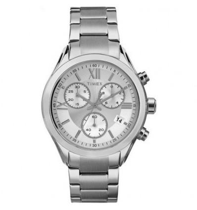 Orologio Unisex Cronografo In Acciaio
