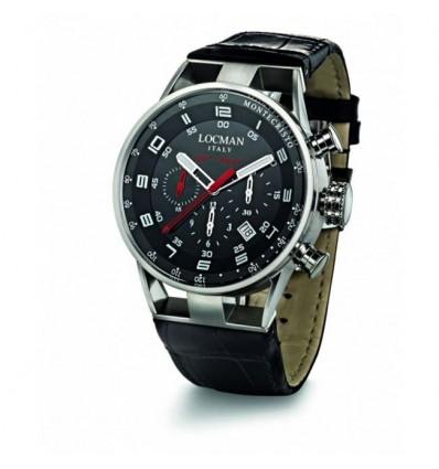 Orologio Uomo Locman Cronografo Modello Montecristo Anniversary