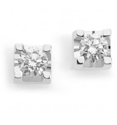 Orecchini In Oro Con Diamanti