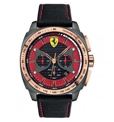 Orologio Cronografo Uomo Aereo Scuderia Ferrari
