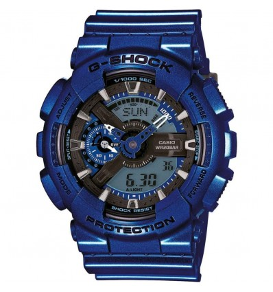 Orologio Uomo Sportivo G-Shock Blu