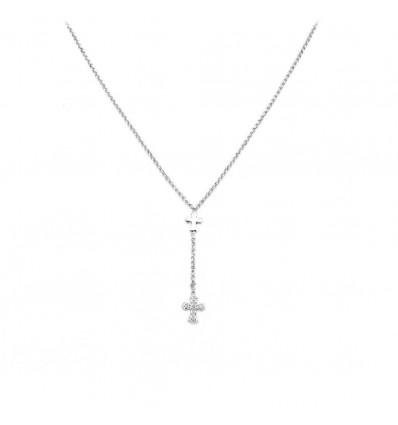Collana Donna In Argento