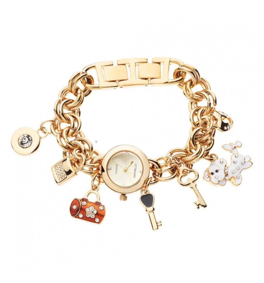 Ottaviani orologio ottaviani da donna 15351g - Ottaviani orologio da tavolo ...