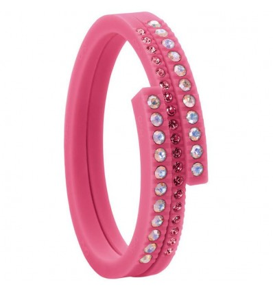 Bracciale Donna In Policarbonato Diamonds Roll