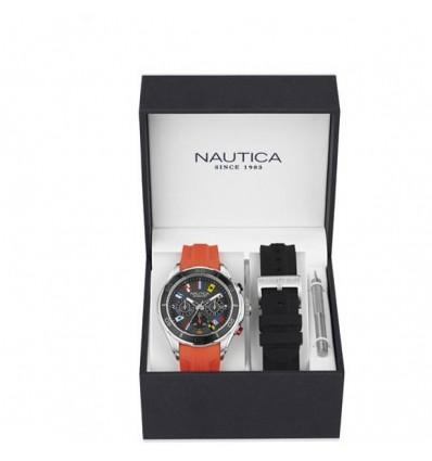 Orologio Cronografo Nautica Uomo