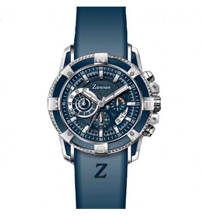Orologio Uomo Cronografo blu