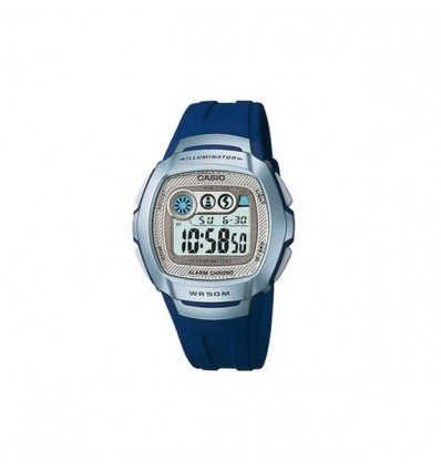 Orologio Digitale Cinturino Blu Uomo