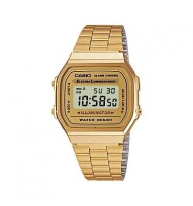 Orologio Digitale Gold Unisex