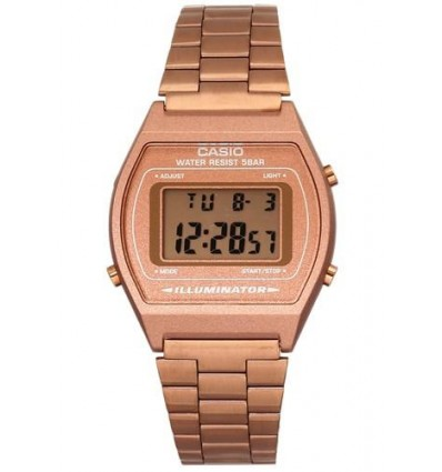 Orologio Digitale Rose Gold Unisex